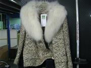Sale 7982B - Lot 81 - Wool and fur coat by Kates