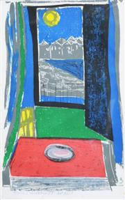 Sale 8257A - Lot 5 - Idris Murphy (1949 - ) (2 works) - Untitled 1987 31 x 20cm