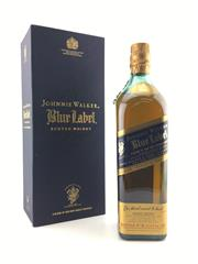 Sale 8571 - Lot 742 - 1x Johnnie Walker 'Blue Label' Blended Scotch Whisky - 700ml in box