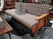 Sale 8684 - Lot 1062 - Maple Framed Click Clack Daybed
