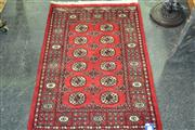 Sale 7981A - Lot 1022 - Pakistan Bokhara Rug 130 x 80cm