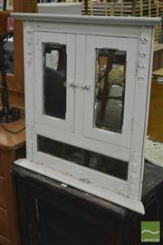 Sale 8299 - Lot 1090 - Small Timber Cabinet