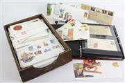 Sale 8466 - Lot 20 - Australian Pre Decimal Stamped Envelopes and Others