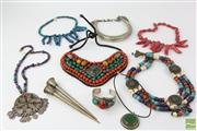 Sale 8529 - Lot 200 - Tibetan Jewellery Collection
