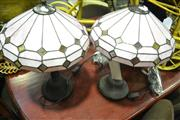 Sale 8058 - Lot 1087 - Pair of Table Lamps