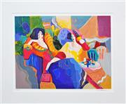Sale 8112A - Lot 62 - Isaac Maimon (1951 - ) - Something To Say, 2010 43 x 56cm