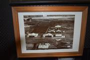 Sale 8419T - Lot 2055 - Mascot Airport From Above