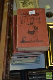 Sale 8497 - Lot 2387 - 8 Volumes incl The Lady Victoria Buxton Girls Club, S.A. The Kookaburra Cookery Book W.A Comeadow, Melbourne