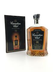 Sale 8571 - Lot 918 - 1x Canadian Club 12YO Classic Canadian Whisky - in box