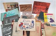 Sale 8900 - Lot 6 - Collection of Vintage Souvenir Booklets incl. Illawarra; Canberra 1927; Northern Territory; etc