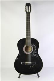 Sale 8783 - Lot 4 - Livingstone Acoustic guitar