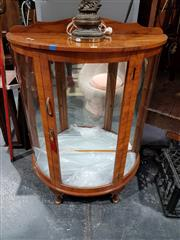 Sale 8782 - Lot 1755 - Art Deco Display Cabinet