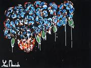 Sale 9062A - Lot 5008 - Yosi Messiah (1964 - ) - Summer Blue 75 x 100 cm