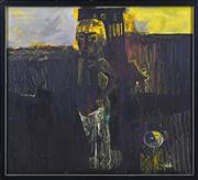 Sale 8344 - Lot 529 - Andrew Sibley (1933 - 2015) - Untitled, 1961 60 x 74.5cm