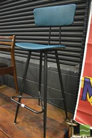 Sale 8364 - Lot 1029 - Clement Meadmore Style Barstool