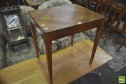 Sale 8406 - Lot 1038 - English Art Deco Occasional Table