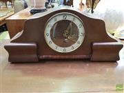 Sale 8447 - Lot 1041 - Mantle Clock