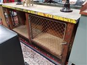 Sale 8777 - Lot 1028 - Large Timber Work Bench
