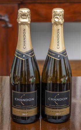 Sale 9195H - Lot 64 - Two bottles of Chandon
