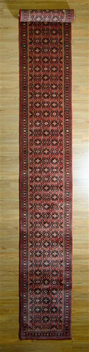 Sale 8693C - Lot 57 - Persian Husseinabad 584cm x 74cm