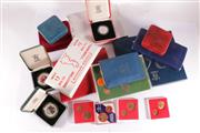 Sale 9035M - Lot 825 - Collection of Royal Mint Proof Coin sets