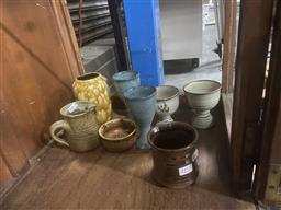 Sale 9101 - Lot 2197 - Collection of pottery
