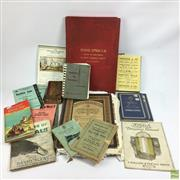 Sale 8648A - Lot 86 - Illustrated Shopping Catalogues with Other Ephemera