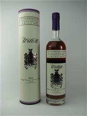Sale 8340A - Lot 966 - 1x The Willett Distillery 11YO Rare Release Hand Crafted Single Barrel Straight Kentucky Bourbon Whisky - hand bottled from barrel...