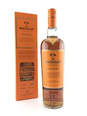 Sale 8571 - Lot 727 - 1x The Macallan Distillery 'Edition No.2' Highland Single Malt Scotch Whisky - ed. no. C4.V372.T21.2016-002, 48.2% ABV, 700ml in box
