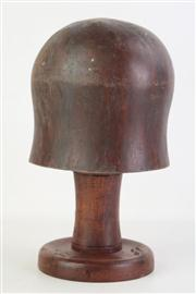 Sale 8818 - Lot 97 - Timber Hat Block