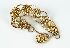 Sale 3736 - Lot 6 - A 9CT GOLD GATE BRACELET;