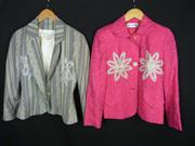Sale 7982B - Lot 21 - Christian Dior, two dinner jackets (M)