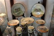 Sale 8130 - Lot 78 - Royal Doulton Shakespeares Country Series Ware Extensive Setting