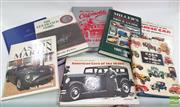 Sale 8900 - Lot 100 - Collection of Car Books incl. Millers Collectors Car Price Guide; Ruiz, M. Complete History of the Japanese Car 1907 to Present;...