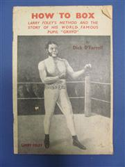 Sale 8450S - Lot 763 - Boxing Magazine - a box of various boxing mags, all with good covers including The Big Book of Boxing, Self Defense Sporting Annual...