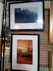 Sale 8552 - Lot 2031 - 2 Steve Turner Framed Photos