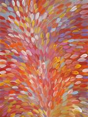 Sale 8881 - Lot 540 - Gloria Petyarre (c1945 - ) - Bush Medicine Leaves 201 x 151 cm (stretched and ready to hang)