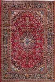 Sale 8323C - Lot 11 - Persian Kashan 300cm x 200 RRP $3000
