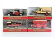 Sale 8960T - Lot 14 - A Set Of Four Matchbox Models of Yesteryear Toy Cars Incl Kemps