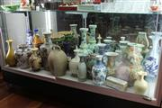 Sale 8100 - Lot 56 - Chinese Blue & White Vases With a Large Collection of Oriental Vases & Pots