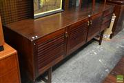 Sale 8528 - Lot 1013 - McIntinosh Rosewood Sideboard