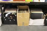 Sale 8169 - Lot 2227 - 3 Boxes of LP Records