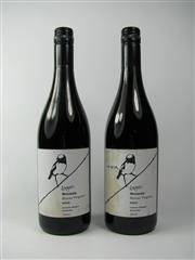 Sale 8335W - Lot 696 - 2x 2005 Logan Wines Weemala Shiraz Viognier, Central Ranges - cellar stained labels
