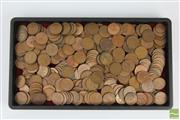 Sale 8508 - Lot 85 - Collection of Pennies Mostly Australian