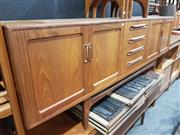 Sale 8723 - Lot 1011 - G Plan Fresco Teak Sideboard