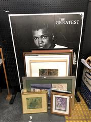 Sale 8836 - Lot 2094 - Collection of Artworks