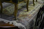 Sale 8031 - Lot 1041 - Woven Carpet in Brown & Cream Tones (128 x 187cm)