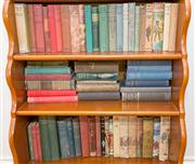 Sale 8308A - Lot 231 - Three shelf lots of vintage novels, approx 70