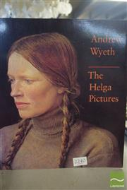 Sale 8530 - Lot 2240 - Wyeth, Andrew The Helga Pictures, pub. H.N. Abrams, 1989