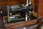 Sale 8566 - Lot 1641 - Singer Sewing Machine